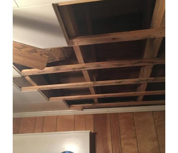 Roof Leak in Conover, NC After