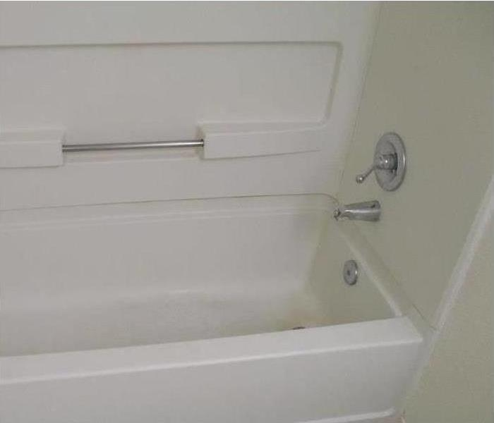 Moldy Tub/Shower Installation in Newton After