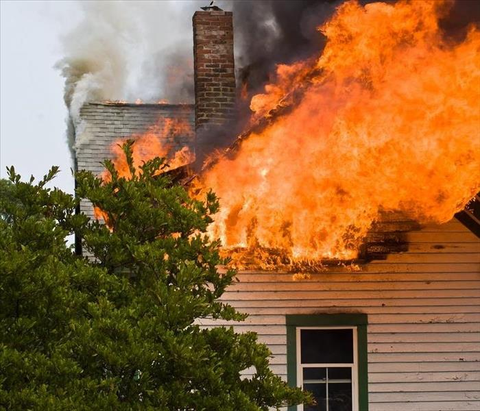 Fire Damage Why is it Essential to Act Fast After a Fire Damage to Your Catawba Property?