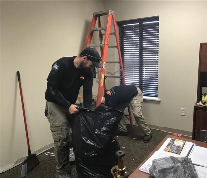 Commercial SERVPRO Rescues a Fire Department in Catawba County