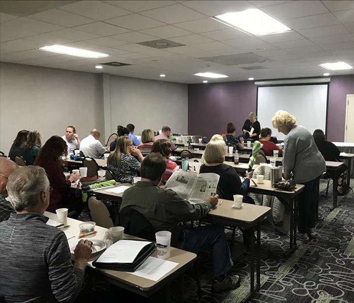 Why SERVPRO Upcoming CE Class on February 19, 2019