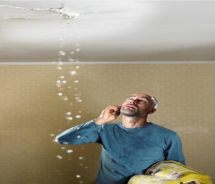 Water Damage Respond Quickly To Water Damage Found In Your Conover Home