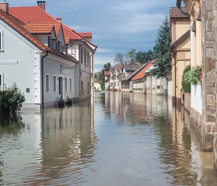 Water Damage Getting Entry Back into Your Home or Business After an Emergency