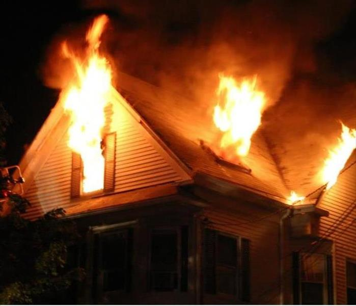 Fire Damage Fast, Effective Fire Damage Restoration For Your Newton Area Home