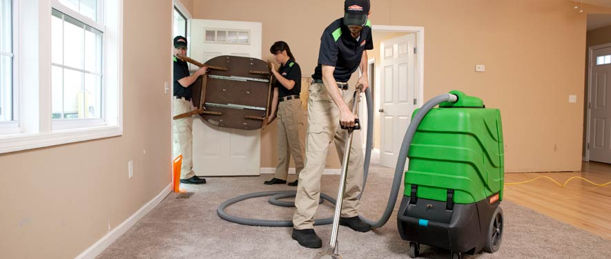 Conover, NC residential restoration cleaning